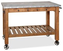 kitchen island and carts kitchen islands on wheels outdoor rolling prep cart pertaining to