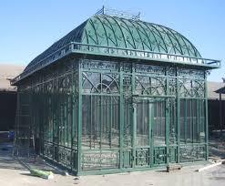Wrought Iron Pergola improbable wrought iron pavilion gazebo garden landscape