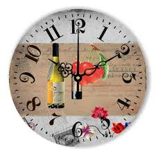 Home Decor Wall Clocks Compare Prices On Home Decor Wall Clock Online Shopping Buy Low