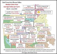maps of home values in san francisco and bay area
