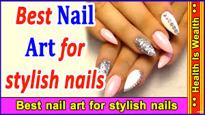 ombre nail art best nail art for stylish nails youtube