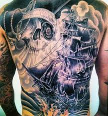 The Best Shoulder Tattoos - top 50 best back tattoos for ink designs and ideas