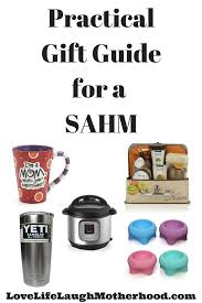 practical gift guide for a stay at home mom practical gifts