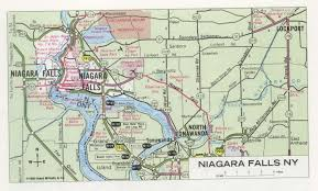 Road Maps Usa by Nftametro Metros Niagara Falls Trolley Usa Tourism Survey Place