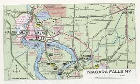 Usa Road Map by Nftametro Metros Niagara Falls Trolley Usa Tourism Survey Place