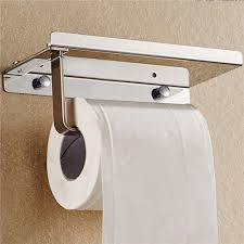 Wall Mounted Paper Roller Aliexpress Com Buy Sus304 Stainless Steel Tissue Holder Wall