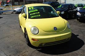 volkswagen buggy yellow 1999 volkswagen beetle yellow manual used car