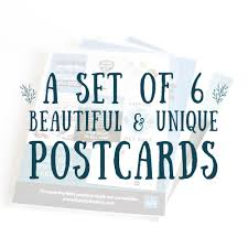 set of inspirational quote postcards itty bitty book co