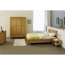 chambre montana chambre à coucher en bois montana cbc meubles