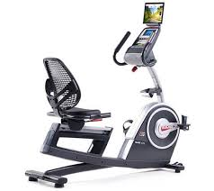 Armchair Exercise Bike Recumbent U0026 Stationary Exercise Bikes Proform