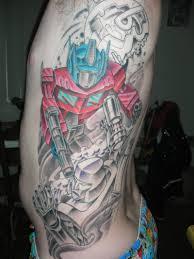 40 wonderful transformer tattoos