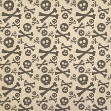 skull wrapping paper the spooky vegan gift wrap for goths and other darklings