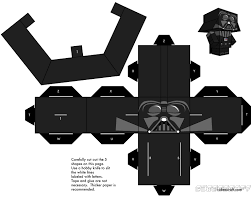 build your own cubecraft darth vader star wars the gamer with kids