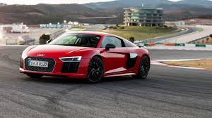 audi r8 blacked out audi r8 v10 plus 2015 review by car magazine