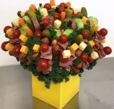 fruit edibles flowers by lou florist in springfield il edible fruit bouquets