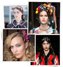 up style for 2016 hair 13 hair accessories for summer 2016 vogue paris