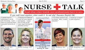 Oklahoma how to become a travel nurse images 05 25 15 oklahoma nursing times jpg