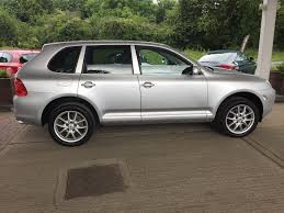 Used Porsche Cayenne - used porsche cayenne suv 3 2 v6 tiptronic s awd 5dr in ringwood