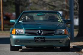 1993 Mercedes Coupe 1993 Mercedes Benz 600sl German Cars For Sale Blog