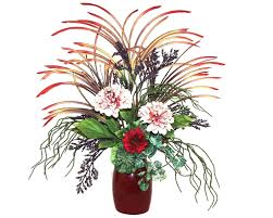 home decor floral hand crafted tropical decor flower arrangement dining room decor