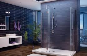 shower winsome bathroom shower glass tile ideas charismatic