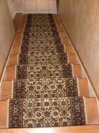 floor decorative carpet runners for stairs design ideas with