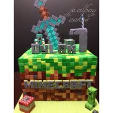 Minecraft Cake Decorating Kit Minecraft Cake Toppers And Complete Decoration Kit 70 00 Via