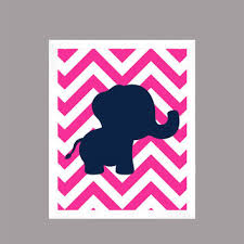 Pink Elephant Nursery Decor Shop Pink Elephant Nursery Decor On Wanelo