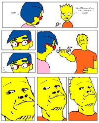 Millhouse Meme - forced unnfuny memes thread edf2 9 9