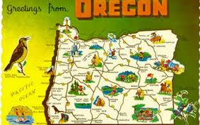 keeping oregon on the map
