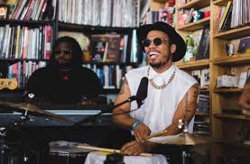 best of tiny desk video anderson paak best npr tiny desk ever shows i go to