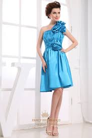 bridesmaid dresses aqua and purple
