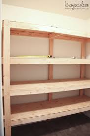 Build Wood Shelves Your Garage by Project Roundup Spring Ahead And Organize Your Garage Ana White