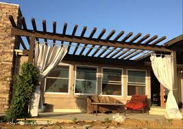 trendy outdoor curtains for pergola 84 outdoor curtain rods for