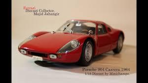 porsche 904 carrera gts porsche 904 carrera gts 1964 minichamps 1 18 diecast car no 14