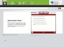 smart class online register online assessment center expands the classroom experience