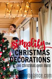 3 simple steps to decorate for a minimalist christmas this