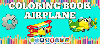 coloring book airplane ii html5 game licenses scirra forums