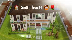 a small house sims freeplay house design modern house