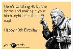 40 Birthday Meme - free drinking ecard let s drink some red red wine cuz ub40