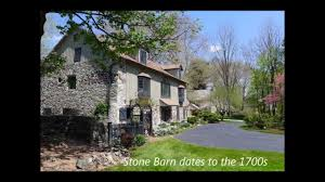 historic chester county barn conversion for sale 1705 paoli pike