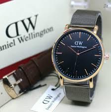 Beda Jam Tangan Daniel Wellington Asli Dan Palsu daniel wellington jam tangan pria paket kulit rantai pasir