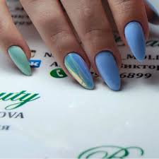 140 best blue nails images on pinterest blue nails bright nails