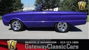 1960 Ford Falcon Interior 1960 Ford Falcon Gateway Classic Cars 584