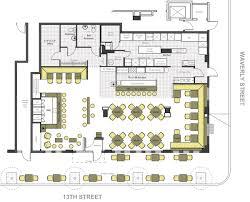 restaurant floor plan restaurant floor plan with fire restaurant bar ralph tullie archinect floor plan