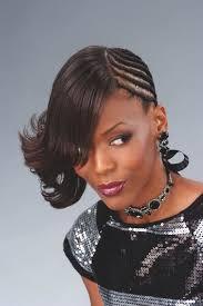 hype hair styles for black women hype hair style gallery braids half half envy pinterest