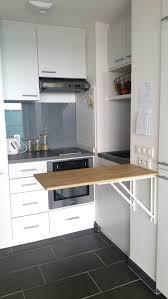plan de travail pliable cuisine de travail pliable cuisine 7 avec best 25 table escamotable ideas on