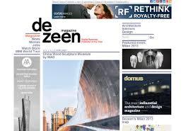 design magazine online architecture magazines online home design