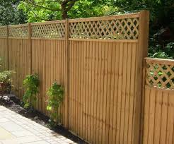 feather edge fence panels trellis best house design installing