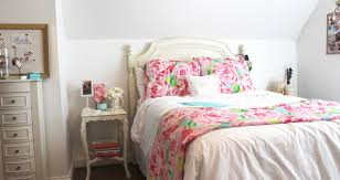 Bed Bath Beyond Comforters Bedroom Lilly Pulitzer Bedding For Perfect Preppy Girls Bedroom